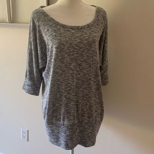 Maurice's Size 2 Lightweight Grey Sweater